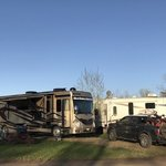 Mile 0 rv park campground
