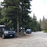 Nakusp hot springs and campground