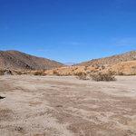 Yaqui pass camp