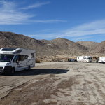 Yaqui pass camp
