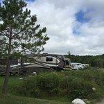 Bras dor lakes campground