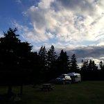 Murphys camping on the ocean