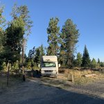 Donnelly campground