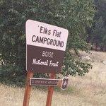 Elks flat