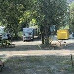 Brookside campsite