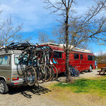 Cape lazo campground and rv