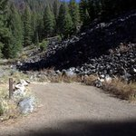 Flat rock campground