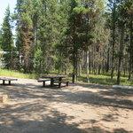 Flatrock campground