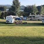 Knouff lake resort