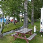 Kokanee bay motel and campground