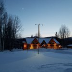 Liard hot springs lodge