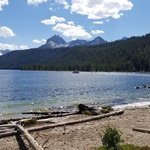 Glacier view campground sawtooth nf