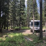 Mountain shadows campground