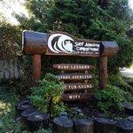 Surf junction campground
