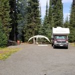 Grouse campground