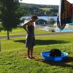 Sunset view campground new brunswick