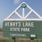 Henrys lake state park