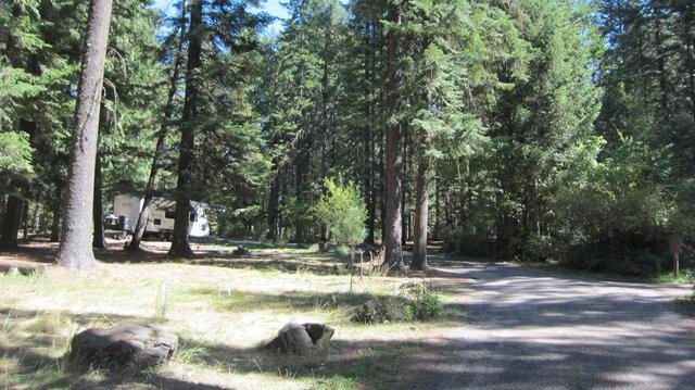 Hawleys landing campground