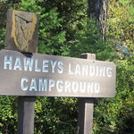 Hawleys landing campground