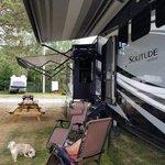Shubie municipal campground