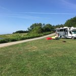 Hyclass ocean campground