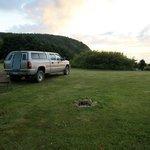 Mac leods beach campsite