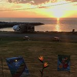Cove oceanfront campground