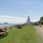 The old shipyard beach campground