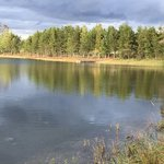 Davy lake r and rv campground