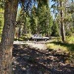 Josephus lake campground