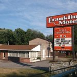 Franklin motel tent and trailer park