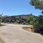 Lava flow campground