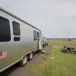 Twin shores camping area