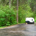 Lolo creeek campground