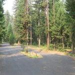 Lolo creeek campground