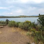 Little camas reservoir