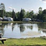 Camping beau lieu