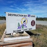 Destruction bay rv lodge