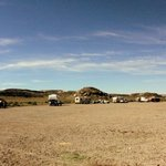 Rabbit valley camping area