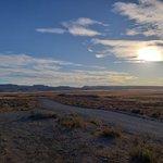 Klondike bluff road