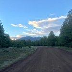 A 1 mountain road