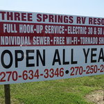 Three springs rv resort