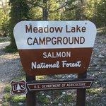 Meadow lake idaho