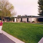 Desert pueblo mobile home rv park