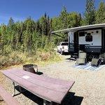South rolly lake campground nancy lake sra