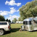 Riverside park campground pembroke on
