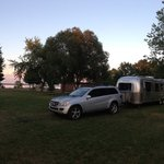 Riverside park campground pembroke on