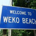 Weko beach campground