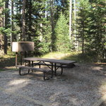 Mike harris campground