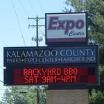 Kalamazoo county expo center